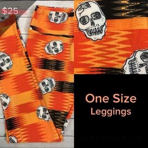 2017 Halloween Collection Leggings.